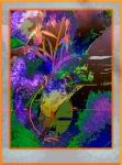 Pitcher with Flowers, Mixed Media Corel Painter 12