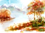 Lake landscape_003