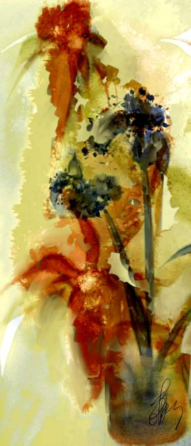 Floral Splash