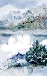 Mountain Snow-fixed-display