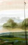 Peaceful, Watercolor in Corel Painter 12