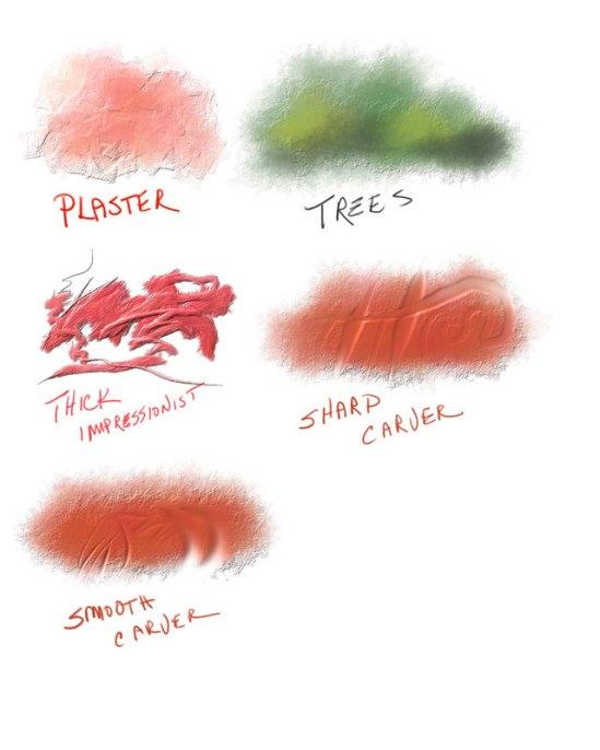 Skip's Thick Paint 3