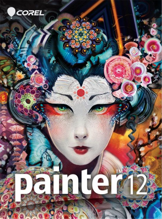 Painter 12 Logo