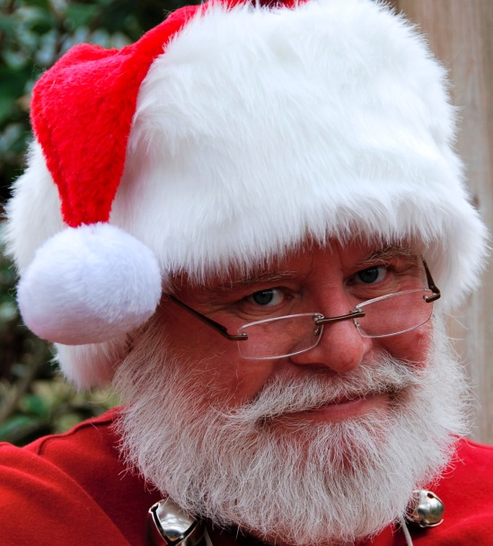 Good grief, what can I say.  HO HO HO I guess.