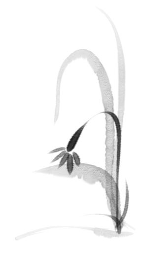 Quick sketch testing brushes in Corel Painter 2015.  I called it the Stalk.