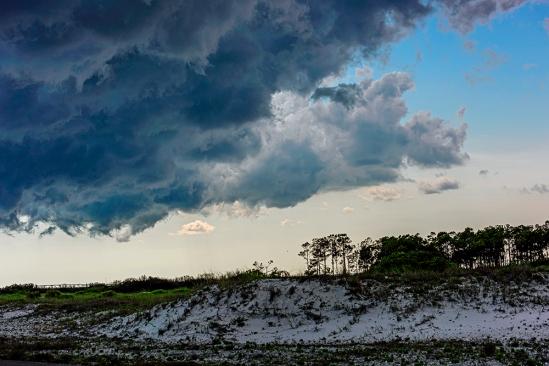Storm, St. George Island State Park, Skip Allen, Nikon D810