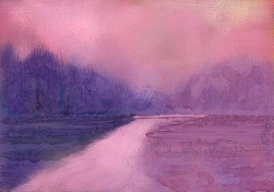 Skip Allen Paints | Painting with Corel Painter